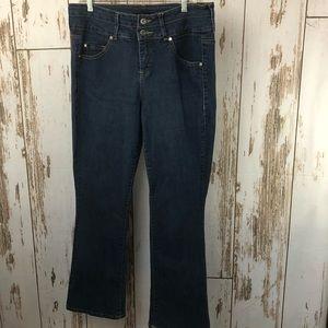 Torrid Jeans, High Rise Boot Cut.  Size 14R.  G61